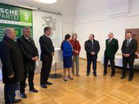 Cooperare între Suceava şi Stiria în domeniul învăţământului dual, profesional, universitar, de asemenea în domeniul economic şi al silviculturii