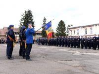 Ceremonia depunerii Jurământului Militar