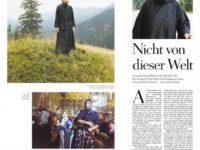 """Viaţa de mănăstire din Bucovina, redată în săptămânalul german """"Die Zeit"""""""