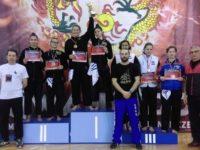 """Sportivii Clubului """"Kim Long Dao"""" din Fălticeni, pe podium la Campionatul Naţional de Qwan Ki Do"""