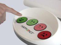 Gradul de satisfacţie al pacienţilor SJU Suceava, măsurat, rapid, cu automate prevăzute cu butoane cu feţe zâmbitoare sau triste