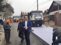 Viceprimarul Lucian Harşovschi anunţă ample reparaţii la străzi din toate cartierele Sucevei