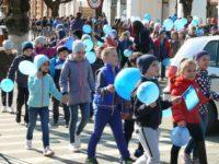Ziua Mondială de Conştientizare a Autismului, marcată la Fălticeni printr-un marş