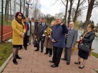 Cuplurile de aur sărbătorite la Primăria Suceava, invitate de primar la deschiderea zonei de agrement