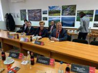 Preşedintele CJ a discutat cu vicepremierii Suciu şi Gavrilescu despre deblocarea proiectului de racordare la gaz natural a municipiului Vatra Dornei