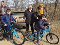 Doi copii din Vatra Dornei, consilieri onorifici ai ministrului Mediului