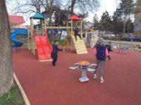 Campanie de dezinsecţie în parcurile şi locurile de joacă din municipiul Suceava