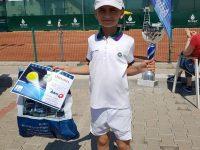 David Arcip a câştigat Cupa Adris la categoria U10