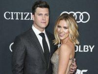 Scarlett Johansson s-a logodit cu un scenarist şi prezentator de televiziune
