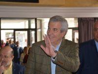 Călin Popescu-Tăriceanu, primit la Suceava ca viitor candidat la alegerile prezidenţiale
