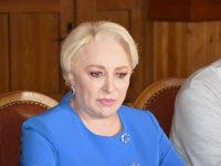 Premierul Viorica Dăncilă, la Frasin, a confundat judeţul Suceava cu Hunedoara