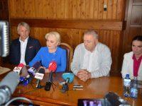 Liderul PSD Suceava, senatorul Ioan Stan, confirmă că premierul Viorica Dăncilă va fi miercuri şi joi la Suceava