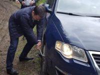 Ministrul Dezvoltării, Daniel Suciu, a făcut pană la Sadova