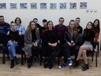 Elevi şi profesori de la liceul din Vicovu de Sus, în Bulgaria