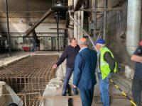 Primăria Vatra Dornei modernizează centrala termică şi montează noi cazane cu randament mai mare