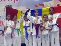 Cinci medalii pentru România prin sportivii de la Clubul Kita