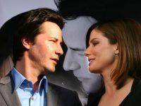 """Keanu Reeves dezvăluie că a fost îndrăgostit de Sandra Bullock în timpul filmărilor la """"Speed"""""""