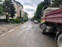 Strada Viitorului din cartierul Obcini intră într-un proces amplu de reparare şi modernizare