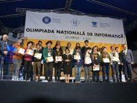 Liceenii suceveni participanţi la Olimpiada naţională de informatică de la Suceava au înregistrat rezultate notabile