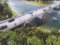 Zece la sută din primul tronson al rutei alternative spre noul pod al Sucevei se află în proprietate privată