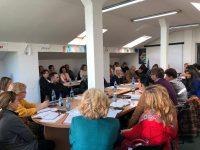 Întâlnire cu primării de comune şi ONG-uri