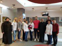 O nouă campanie de donare sânge în Protoieria Fălticeni: 54 litri colectaţi