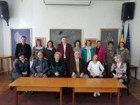 Imagine de la Salonul Literaturii Române din Bucovina 2019, unde a fost prezentatã aceastã trecere în revistã
