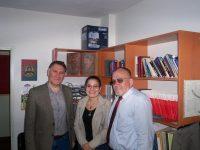 Vasile M. Demciuc în Turcia, cu o carte nouă