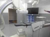 Noul angiograf al Spitalului Judeţean Suceava a fost pus în funcţiune şi a fost realizată prima intervenţie