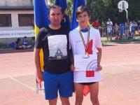 Medalie de aur pentru Alexandru Prâsneac în proba de 800 de metri
