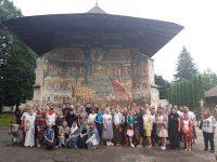 Elevii şi profesorii români din Comrat au trăit o experienţă de neuitat în excursia la Suceava şi Iaşi