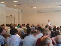 Conferinţa judeţeană PSD Suceava a votat să o susţină pe Viorica Dăncilă pentru funcţia de preşedinte al PSD