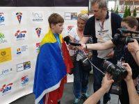 Juniorul sucevean Cristinel Măzăreanu este vicecampion european