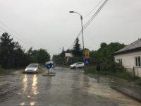 Judeţul Suceava a fost sub Cod Roşude fenomene meteo periculoase