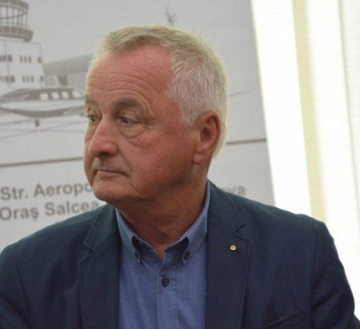 Jurgen Reichert, pasager în cursa Memmingen-Suceava