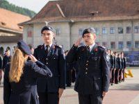 """Ultimul apel de seară al promoţiei 2019 a Colegiului Naţional Militar """"Ştefan cel Mare"""""""
