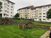 Locatarii din Obcini vor un cartier civilizat