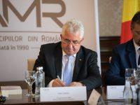Ion Lungu a fost ales prim-vicepreşedinte al Asociaţiei Municipiilor din România