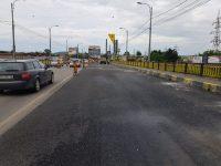 Lucrarea la podul de peste râul Suceava, gata la sfârşitul săptămânii