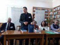 Salonul Internaţional de Carte Românească de la Cernăuţi, prilej pentru discuţii privind identificarea de fonduri pentru editarea de carte în limba maternă pentru comunitatea românească din Ucraina
