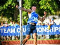 CSU Suceava l-a transferat pe campionul Republicii Moldova la aruncarea discului, Ştefan Mura