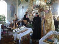 Voroneţul la Sfântul Voievod Ştefan cel Mare