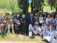Cei 136 km ai Via Transilvanica din judeţul Suceava au fost inauguraţi la Putna