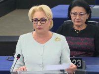 Viorica Dăncilă îl invită pe Klaus Iohannis la cel puţin două dezbateri electorale
