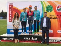 Aur pentru suceveanca Mădălina Sârbu în proba de 1.500 de metri