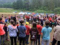 """Peste 200 de copii au participat la programul """"Cercetaşii Bucovinei"""", organizat de Institutul Polonez"""