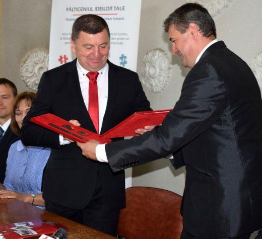 Cooperare între municipiul Fălticeni şi oraşul lituanian Kedainiai
