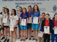 Înotătorii suceveni, din nou printre medaliaţi