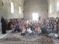 170 de copii au participat la tabăra de vară din parohia Bogdăneşti