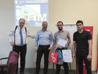 Studenţii, cadrele didactice şi reprezentanţii mediului economic, reuniţi în cadrul a trei evenimente ştiinţifice